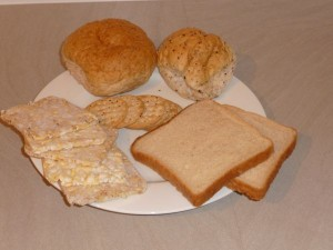 Examples of Breads