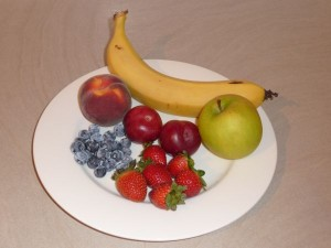 fruit and vegetables for health lunch blog
